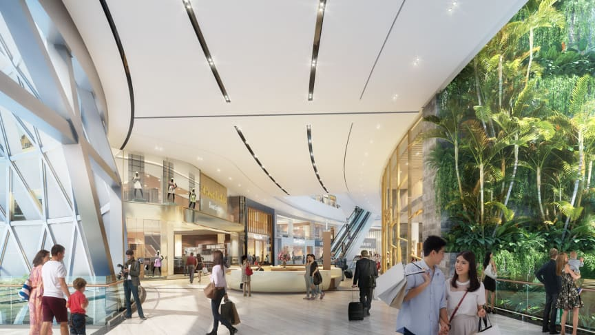 Established and new-to-market brands, as well as popular local household names convene at Jewel Changi Airport, the place where 'Singapore Meets the World, and the World Meets Singapore'