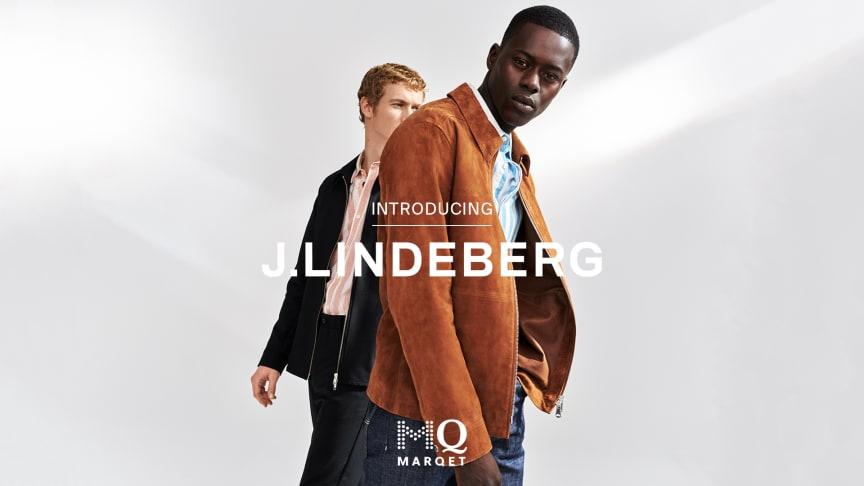 MQ MARQET breddar sitt erbjudande med varumärket J.Lindeberg