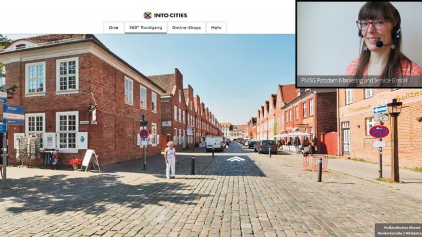 Digital in die Stadt eintauchen