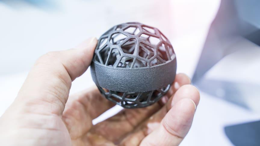 Nytt industriellt 3D-printingprojekt
