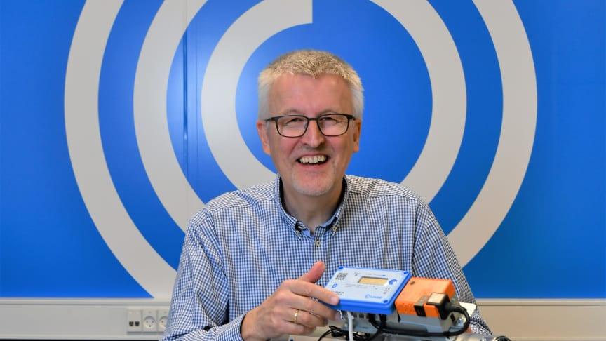 Niels Mulvad fejrer den 1. maj 2020 sit 25 års jubilæum i Lindab