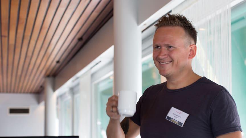 Kåre Vegar Sund, Teamleder E-læring