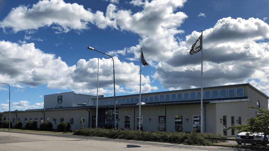 Pelly Group, huvudkontor i Jönköping