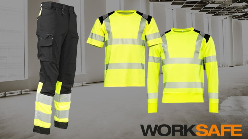 Worksafe Hi-VisPerform-kollektion