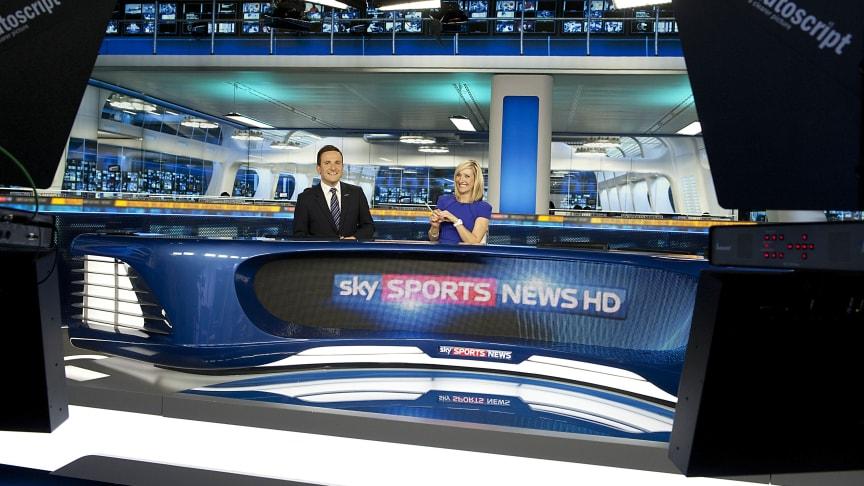 Viasat signerer avtale med Sky Sports