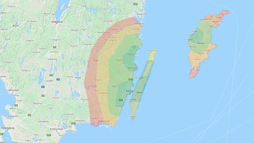 Returbagen hämtar nu byggavfall i hela Kalmar län - har hämtat byggavfall på Gotland sedan 2012.