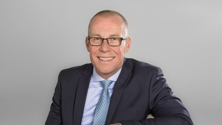 Mickael Bogered är ny VD för Europcar i Sverige