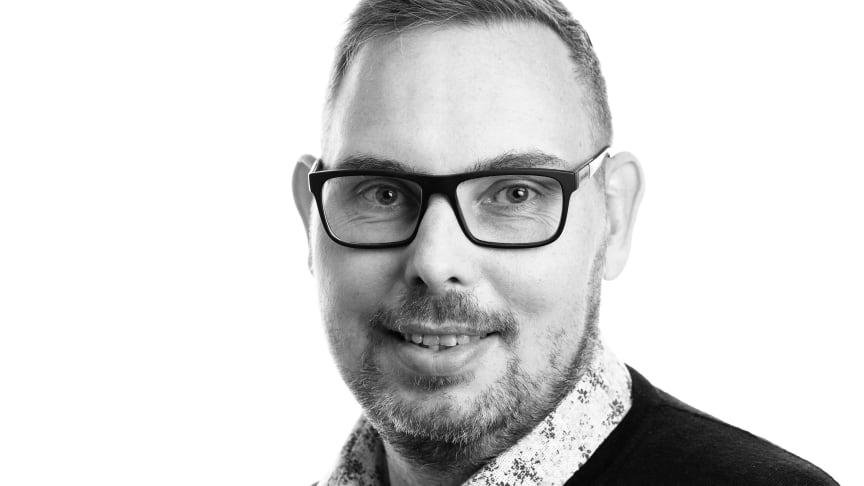 Fredrik Löfberg är ny Projektutvecklingschef i Region Malmö på OBOS Sverige.