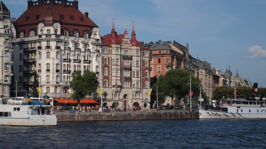 Svenska storstäder lockar flest resenärer