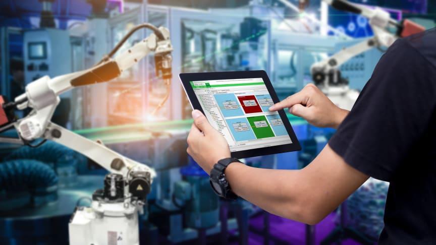 EcoStruxureAutomationExperton maailman ensimmäinen ohjelmistokeskeinen kaikille yhteinen automaatiojärjestelmä.