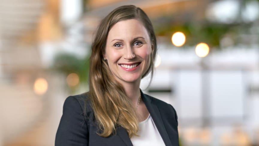 Cecilia Eriksson, ny HR-direktör på Tre Sverige
