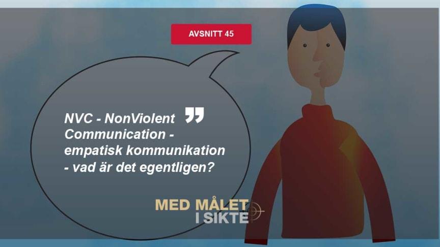 NonViolent communication (NVC). Eller empatisk kommunikation som det på svenska kan översättas till. Men vad är det egentligen?