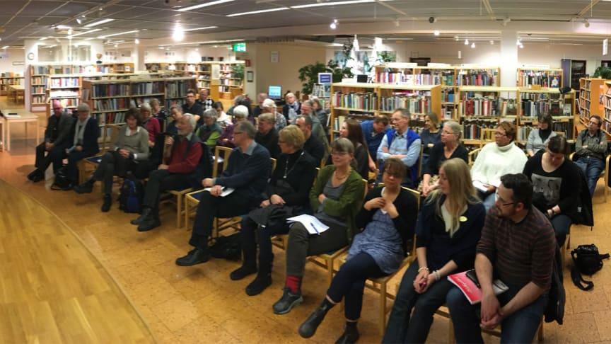 Nätverket Lindekultur håller tre dialogmöten i höst