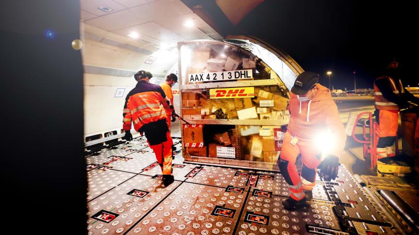 DHL Express er forberedt på å fortsatt tilby raske og pålitelige tjenester