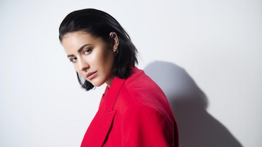 Molly Sandén visar ny sida på Liseberg