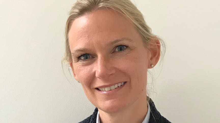 Camilla Everberg, marknadschef på Elgiganten