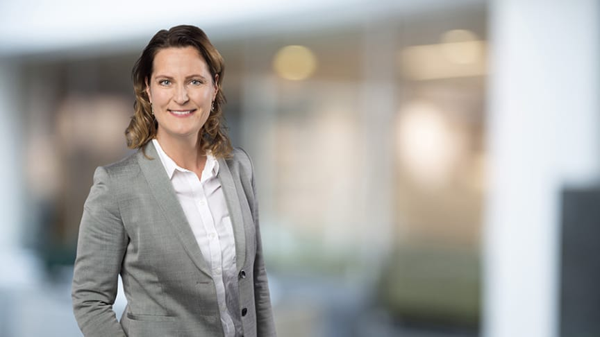 Monika Wannholm, kontorschef på Grant Thornton i Stockholm.