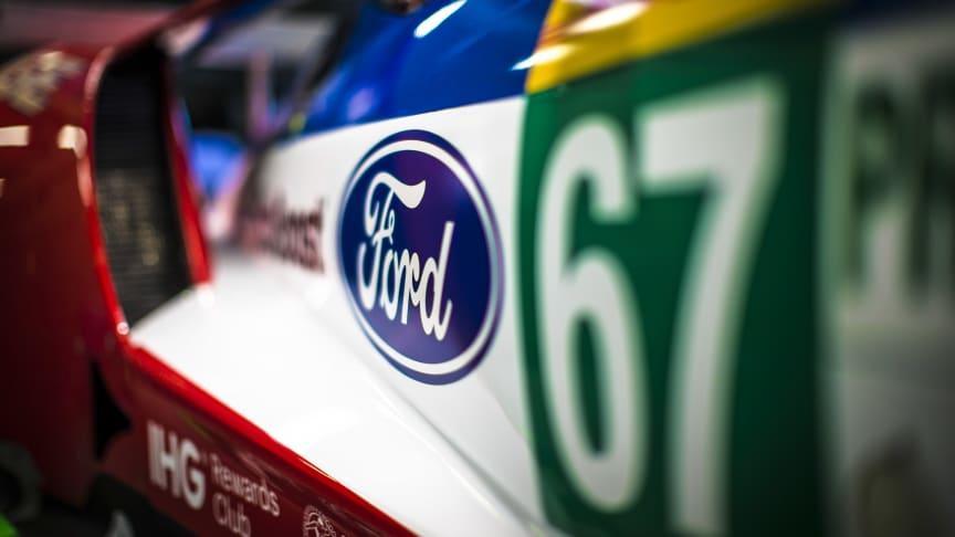 MOTORSPORT: Ford sigter højt ved World Endurance Championship i Spa, Belgien