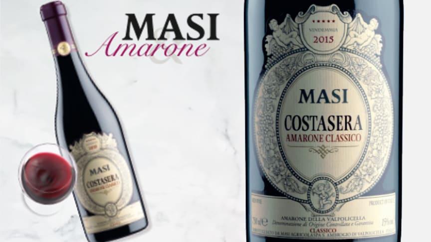 Amarone Costasera i ny lovande årgång!