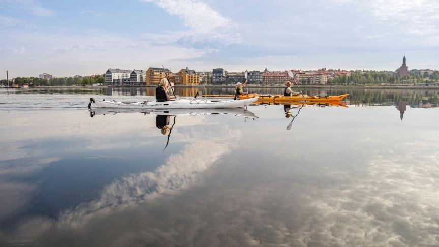Storsjön, foto: Håkan Wike