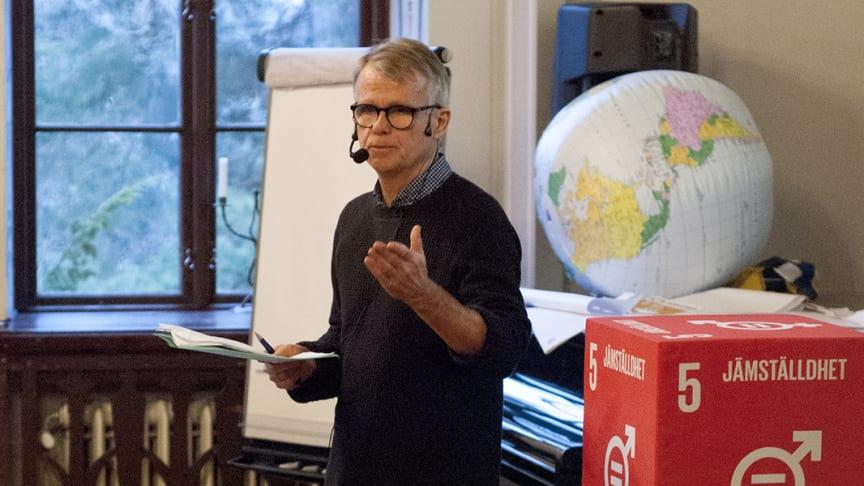 Anders Malmstigen, generalsekreterare på Svenska missionsrådet