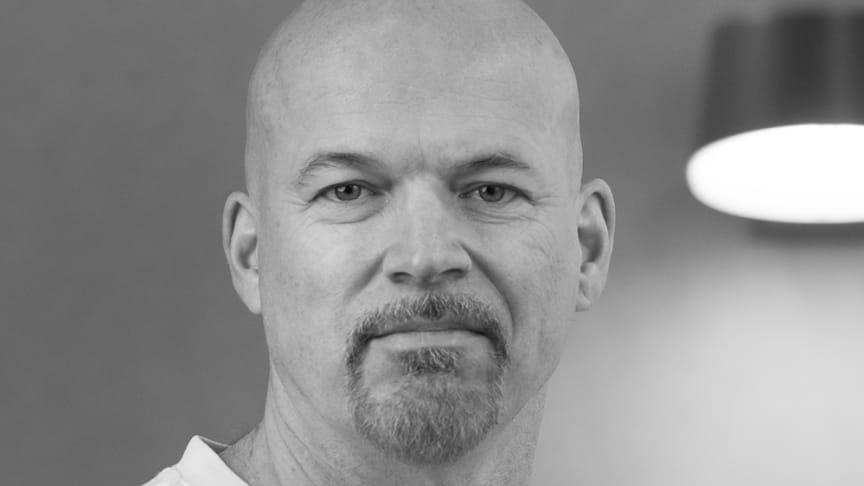 Dietmar Högl är ny hos Fox Belysning AB