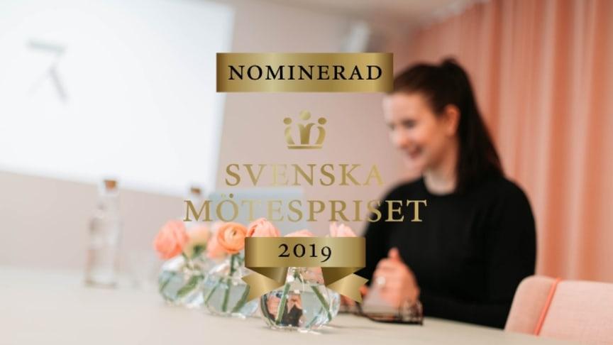7A är nominerade i Svenska Mötespriset 2019