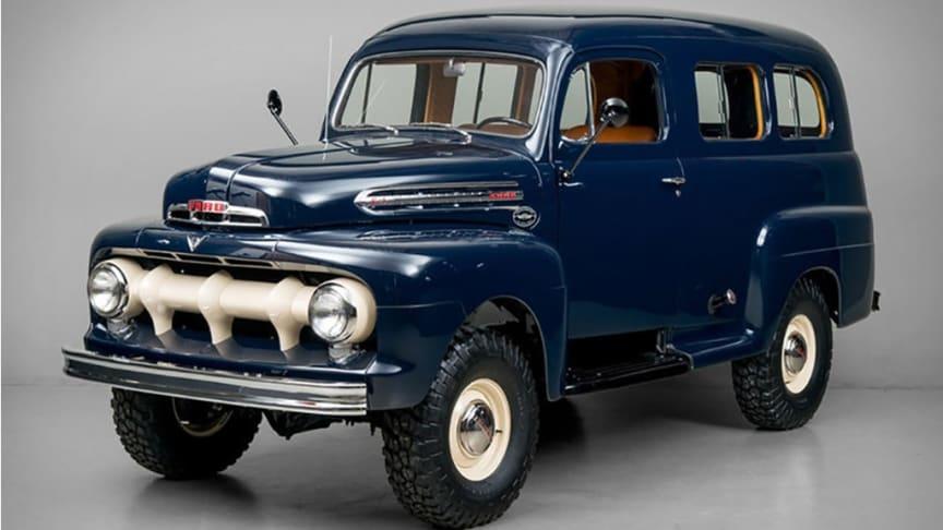 Az első Ford F1 Ranger