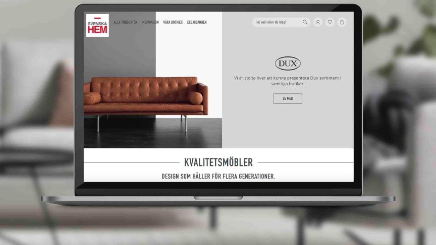 Svenska Hem och Jetshop lanserar ny hållbar e-handel