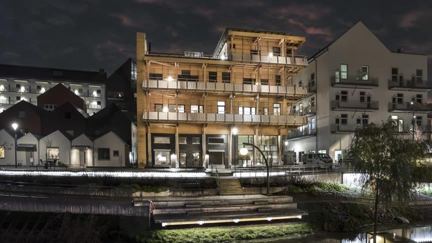 iValla vinner arkitektpriset i Östergötland