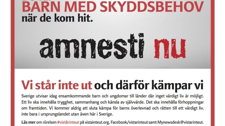 Tvångsdeportationer på tisdag: Migrationsverket erkänner brister i mail till svensk familj
