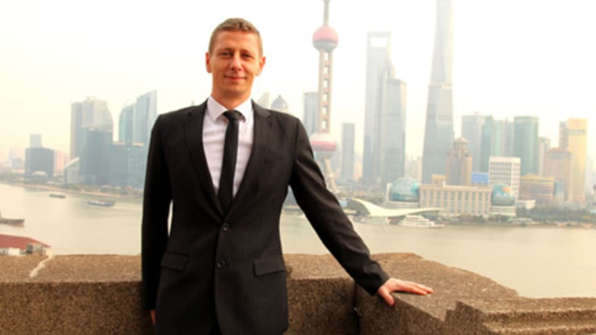 Guillaume Burette is the MD of DSV Solutions in APAC, which doubled its activities with the acquisition of UTi.