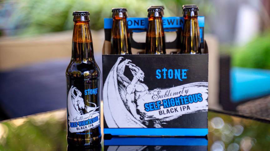 Stone Brewings nostalgiska Black IPA är tillbaka