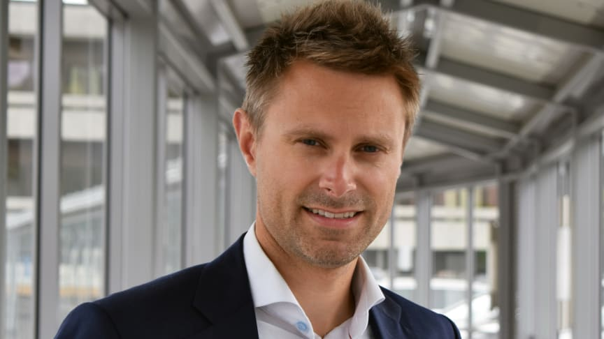 Øystein Vikingsen Fauske blir adm. dir. i nytt strømselskap.