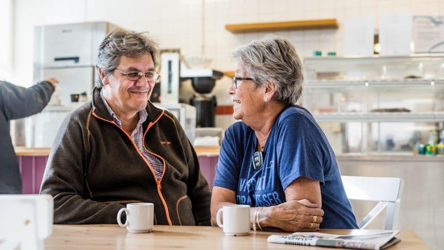 En frukost på Skåne Stadsmission är mer än bara ett näringsrikt mål - det ger också gemenskap. Foto: Apelöga