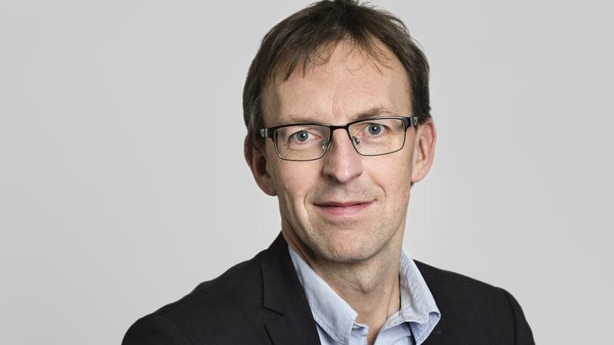 Magnus Thyberg, chef för avdelningen Medicinsk stab och ansvarig för läkemedelsstrategin i Stockholms läns landsting.
