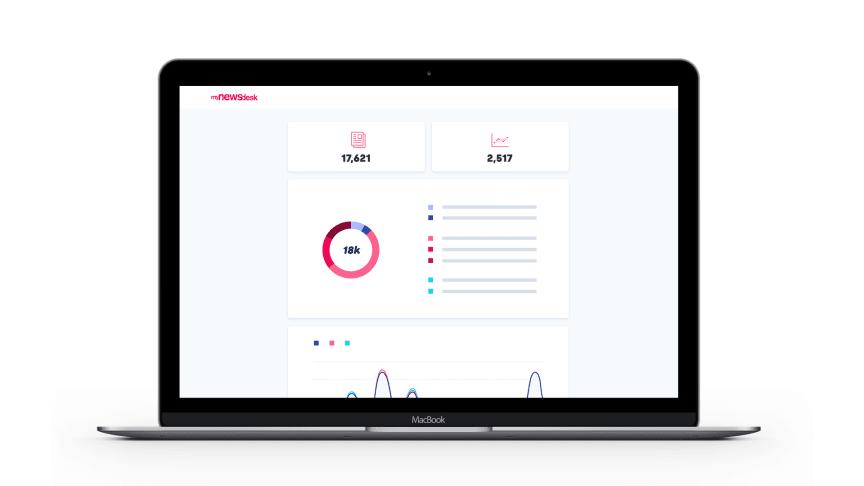 Mynewsdesk stellt smartes Media Monitoring Tool vor