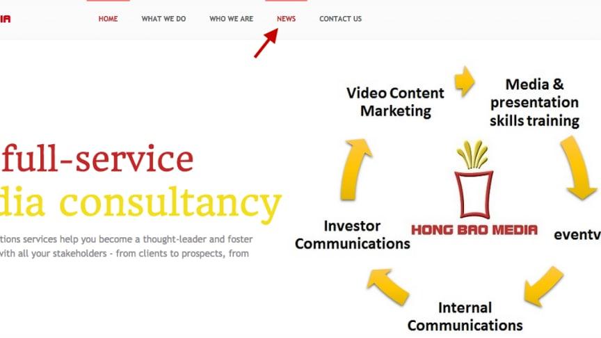 Hong Bao Media (HBM) on MyNewsDesk