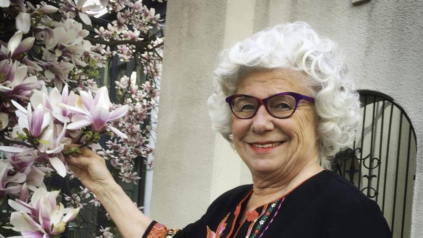 Inbjudan till presentation av romanen Resa över avgrunden av Birgitta Lindqvist