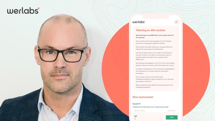 Nivan Av Antikroppar I Sverige Planar Ut Werlabs Ab