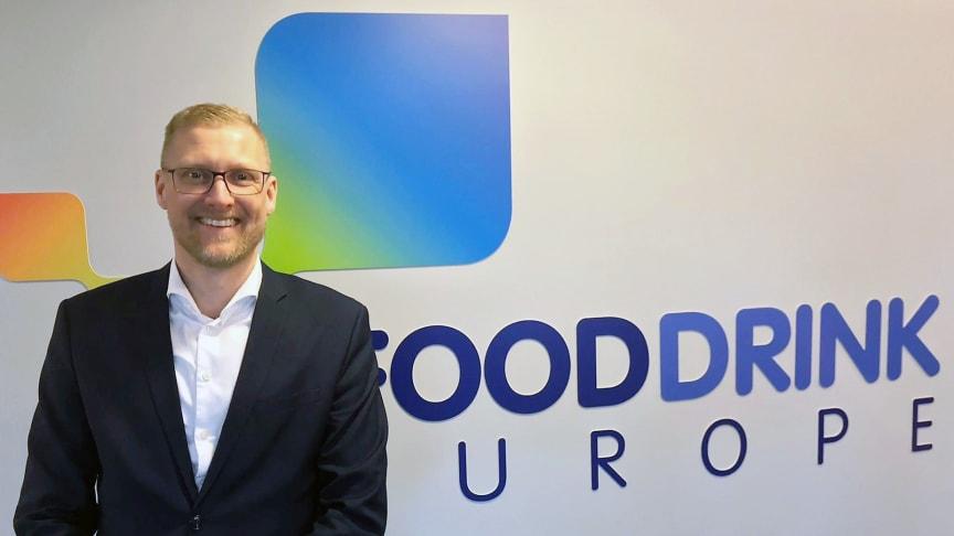 Lars Appelqvist invald i styrelsen för FoodDrinkEurope