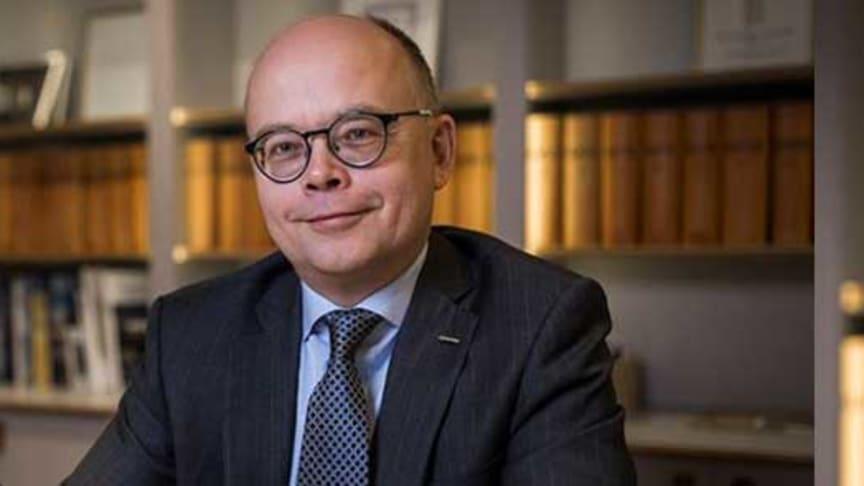 Gerhard Wennerström, vd på Samtrafiken