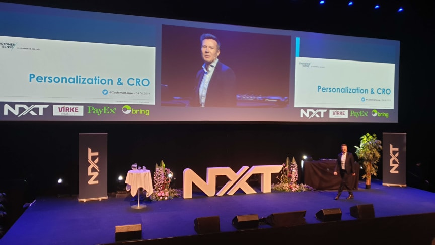 NXT Nordic i Oslo, juni 2019