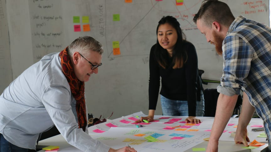 Get Ready to Innovate with Northumbria University's Creative Fuse Team