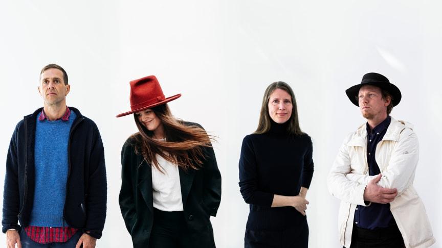 Hvem mottar Lorck Schive Kunstpris 2021? Matias Faldbakken, Tori Wrånes, Kira Wager eller Steinar Haga Kristensen.
