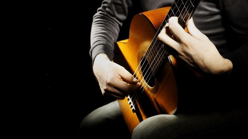 Gitarre plus X - Motto beim Preis der Barmenia Versicherungen, Wuppertal