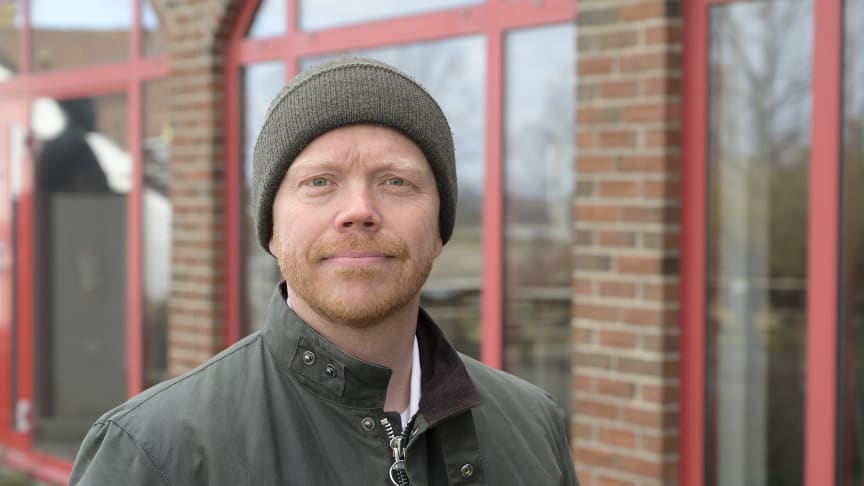 Leder i NOF, Tomas Collin.