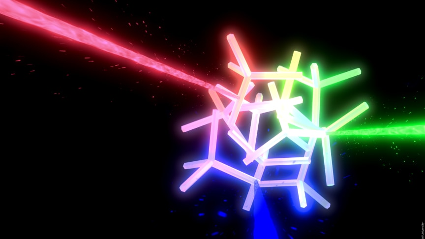 The Graphene Flagship has released its new Annual Report (Picture credit: Fabian Schutt, Kiel University).
