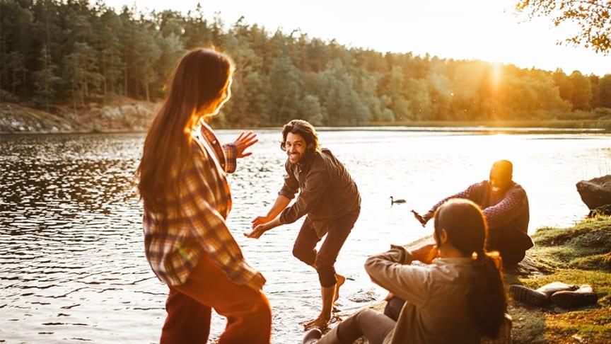 Välj bland en massa nya spännande kurser, både på distans, utomhus och i små grupper!