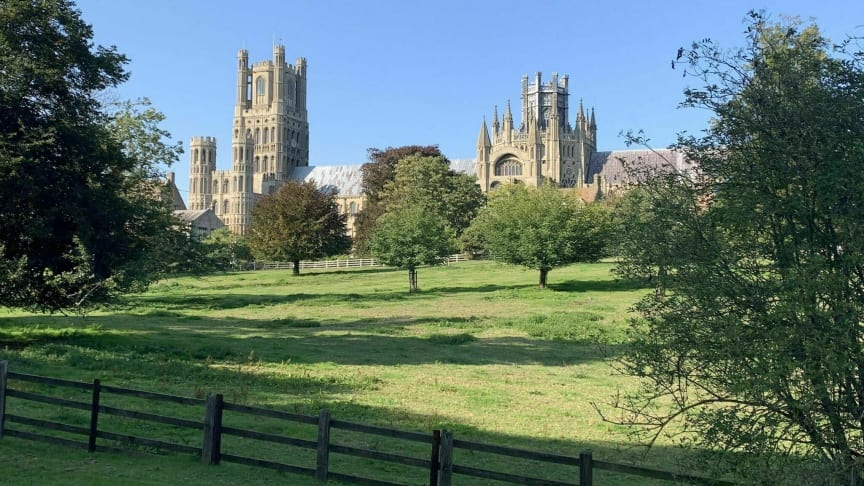 Rail company showcases best walking and hiking routes in East of England with new partnership